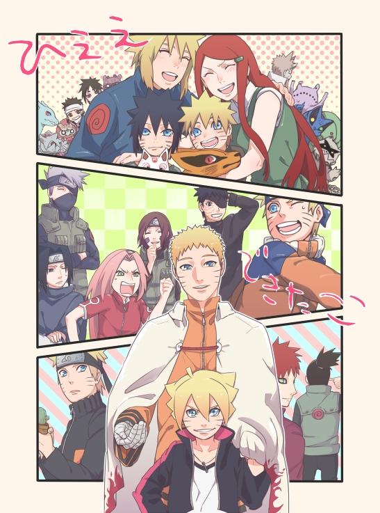 Tags: Anime, Sakuraba Chizuru, Naruto the Movie: Road to Ninja, NARUTO, Kyuubi (NARUTO), Otsutsuki Indra, Uzumaki Naruto, Nohara Rin, Nara Shikamaru, Uzumaki Boruto, Haruno Sakura, Gaara, Otsutsuki Hagoromo