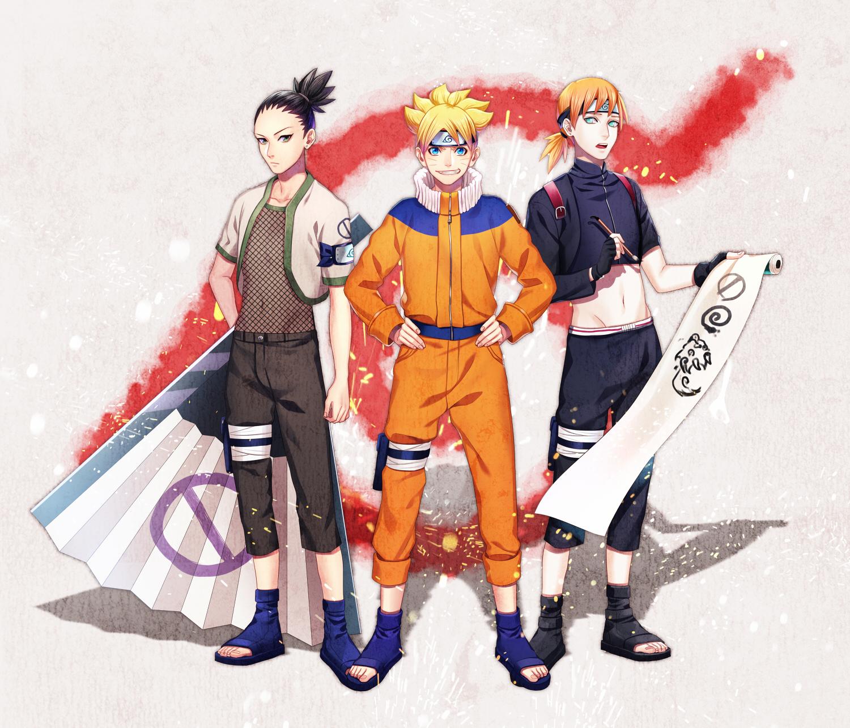 Uzumaki Boruto, Cosplay - Zerochan Anime Image Board