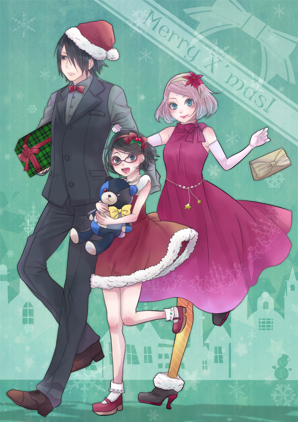 uchiha family christmas - photo #26