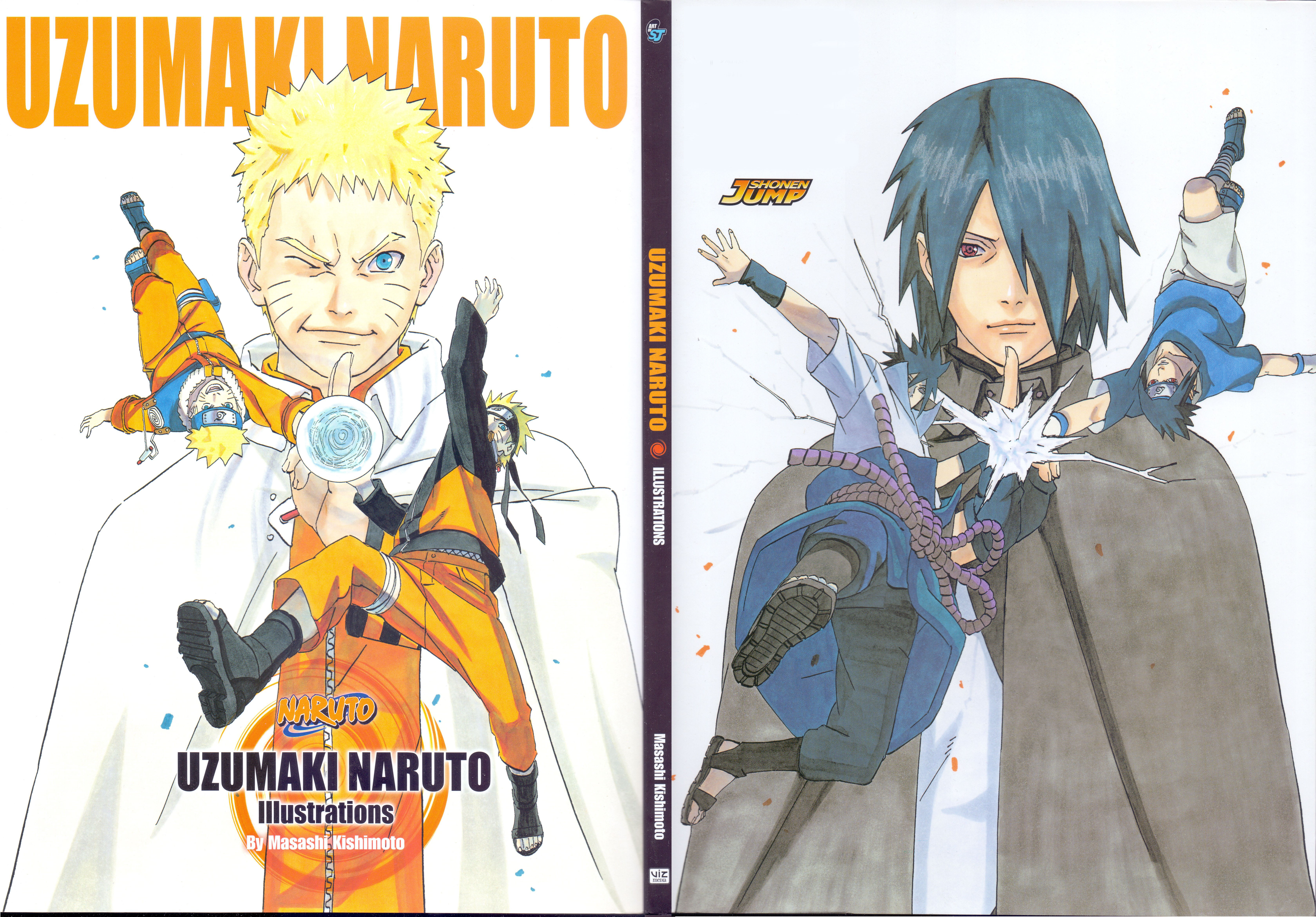 illustration collection uzumaki naruto zerochan anime