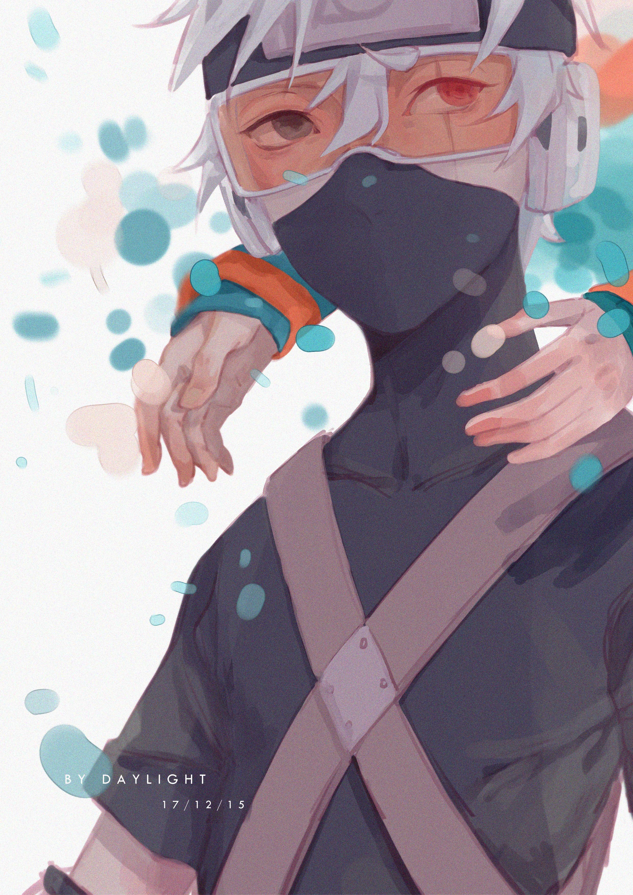 Kakashi And Obito Fan Art NARUTO Image #22...
