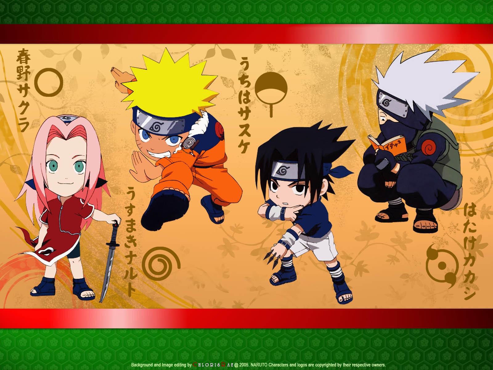 Naruto Wallpaper 25403 Zerochan Anime Image Board