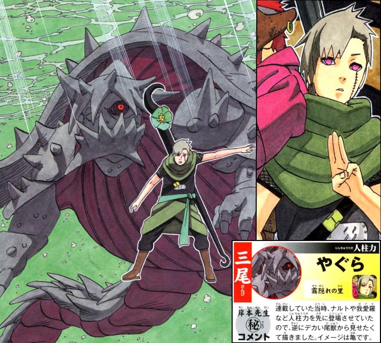 Tailed Beasts Wallpapers: Gambar Naruto Shippuden Wallpaper Bijuu Jinchuriki Gambar