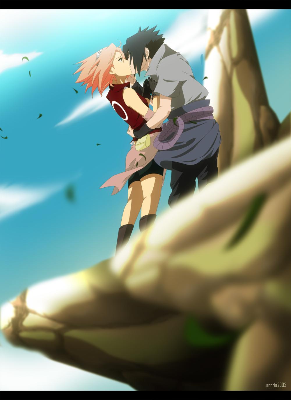 gaara and sakura dating fanfiction