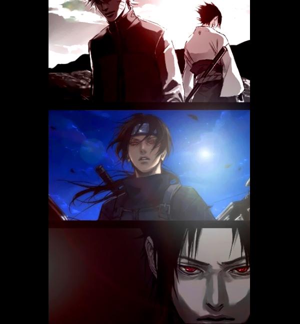 Tags: Anime, Lili Art, NARUTO, Uchiha Itachi, Uchiha Sasuke, Uzumaki Naruto, Jinchuuriki, Akatsuki (NARUTO), Uchiha Brothers