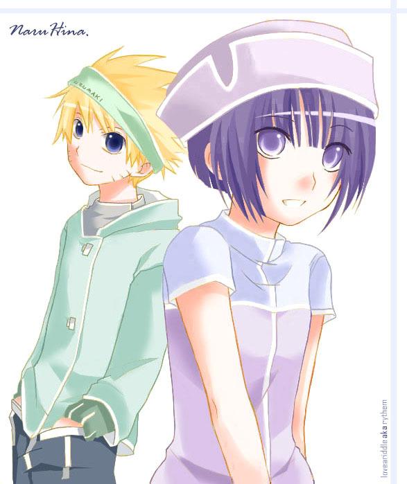 Tags: Anime, NARUTO, Uzumaki Naruto, Hyuuga Hinata, Jinchuuriki