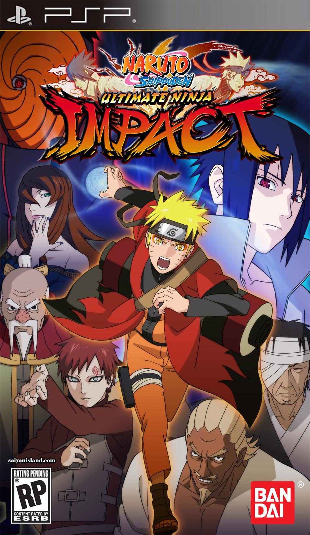 Naruto Shippuden: Ultimate Ninja Impact - Zerochan Anime ...