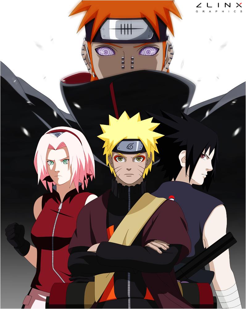 Naruto Image 650181 Zerochan Anime Image Board