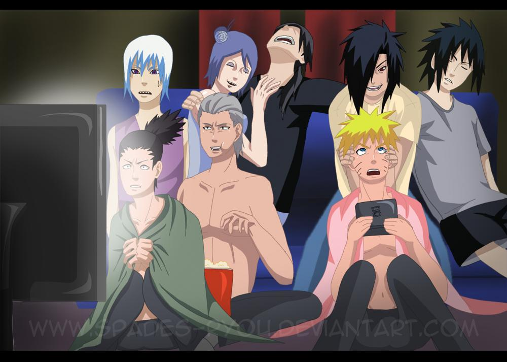 naruto dating sim endings sasuke and itachi