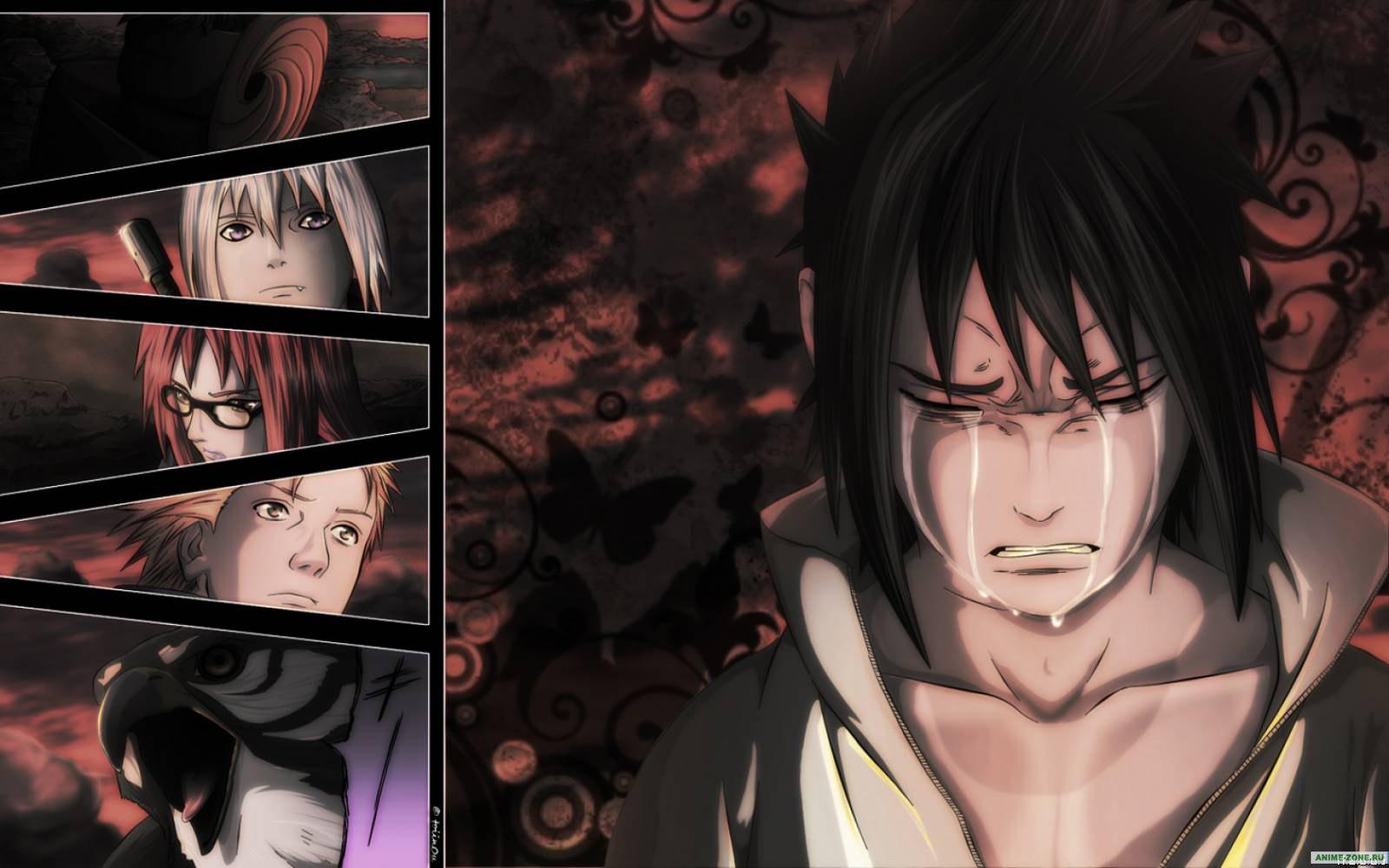 Naruto sasuke x 8