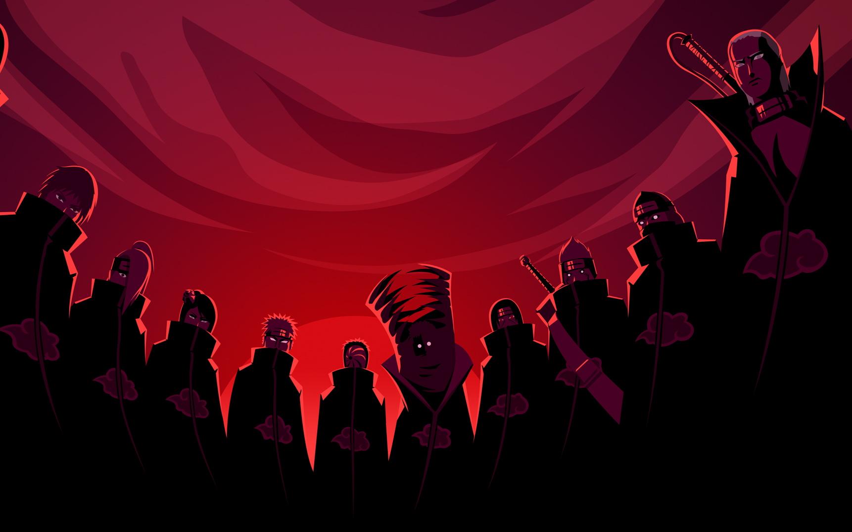 Wonderful Wallpaper Naruto Silhouette - NARUTO  Picture.jpg
