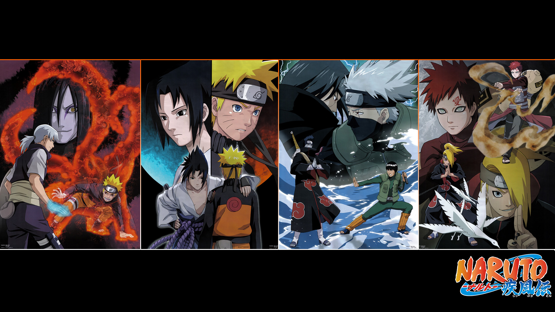 Naruto 1920x1080 Wallpaper