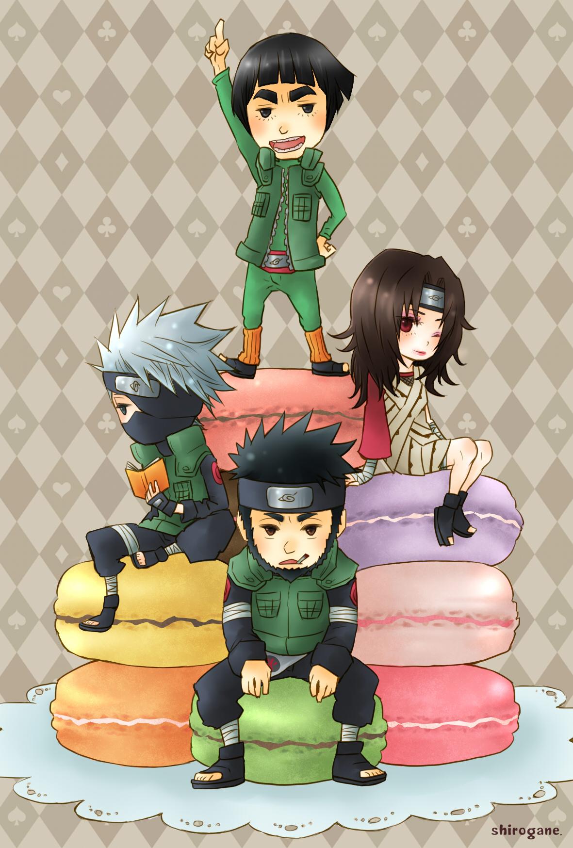 Naruto Mobile Wallpaper 996738 Zerochan Anime Image Board