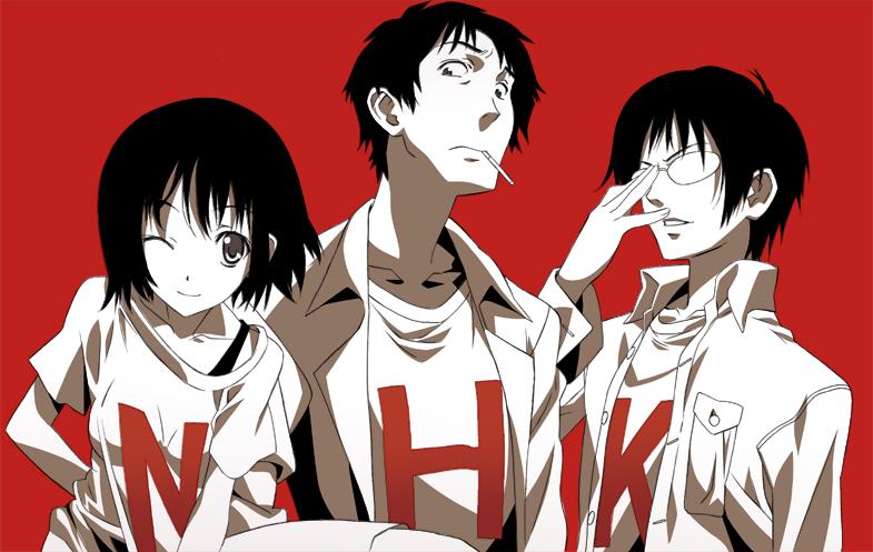 Hasil gambar untuk Welcome to the NHK