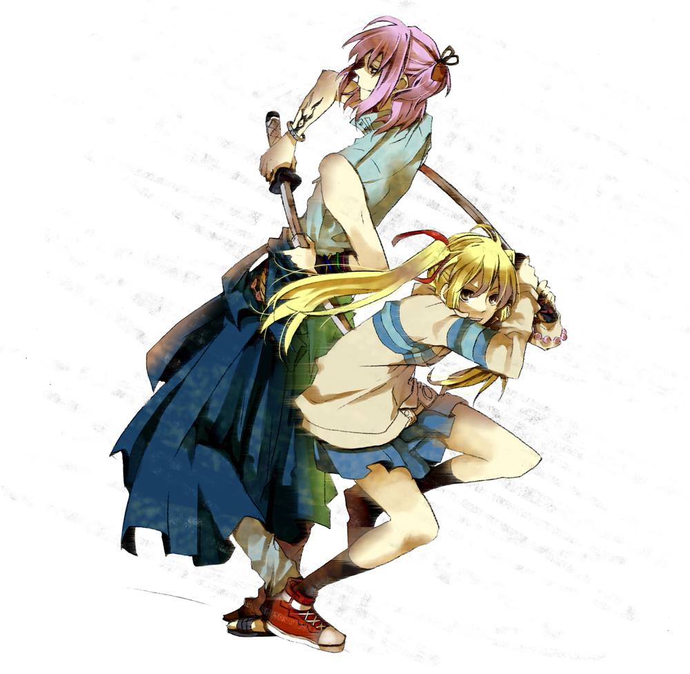 Nabari no Ou/#158388 - Zerochan Nabari No Ou Raimei And Raikou