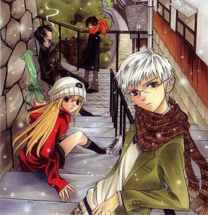 Nabari no Ou/#287025 - Zerochan Nabari No Ou Raimei And Kouichi