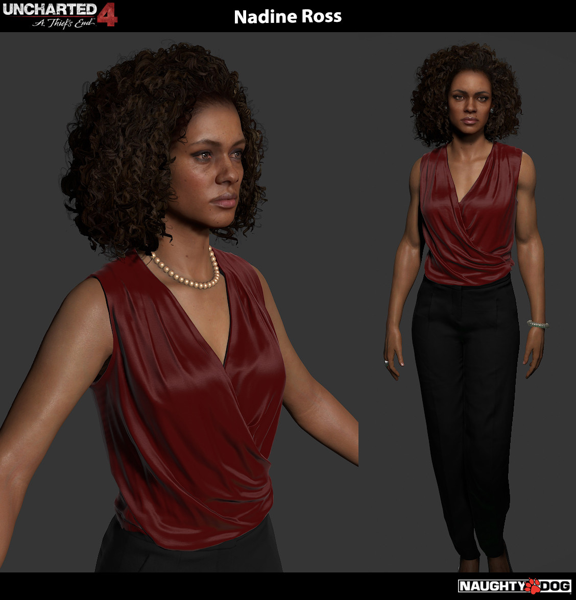 Nadine Ross Ross Nadine Uncharted The Lost Legacy Image