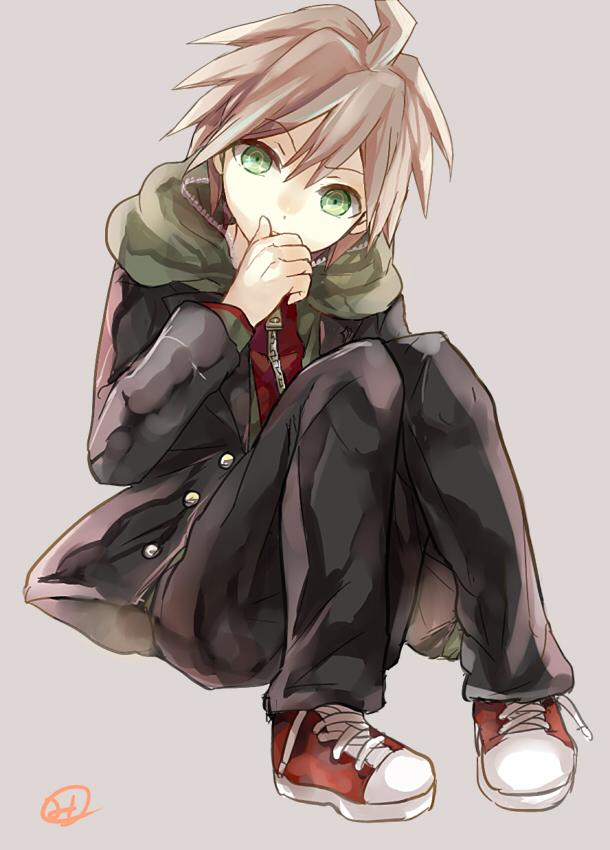 Tags: Anime, Pixiv Id 10301239, Danganronpa, Naegi Makoto