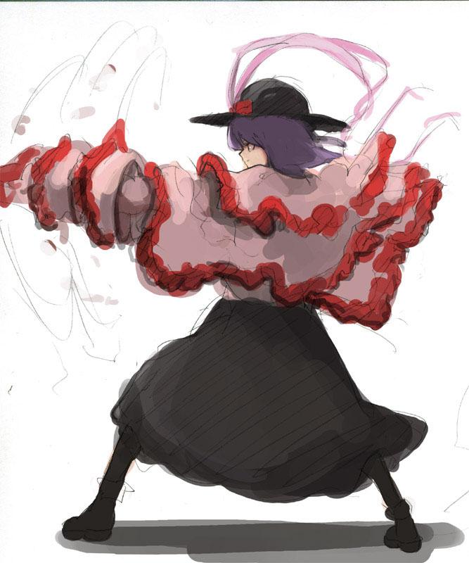 Tags: Anime, Touhou, Nagae Iku, Iku Nagae