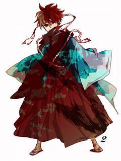 Nagakura Shinpachi (Peace Maker Kurogane)