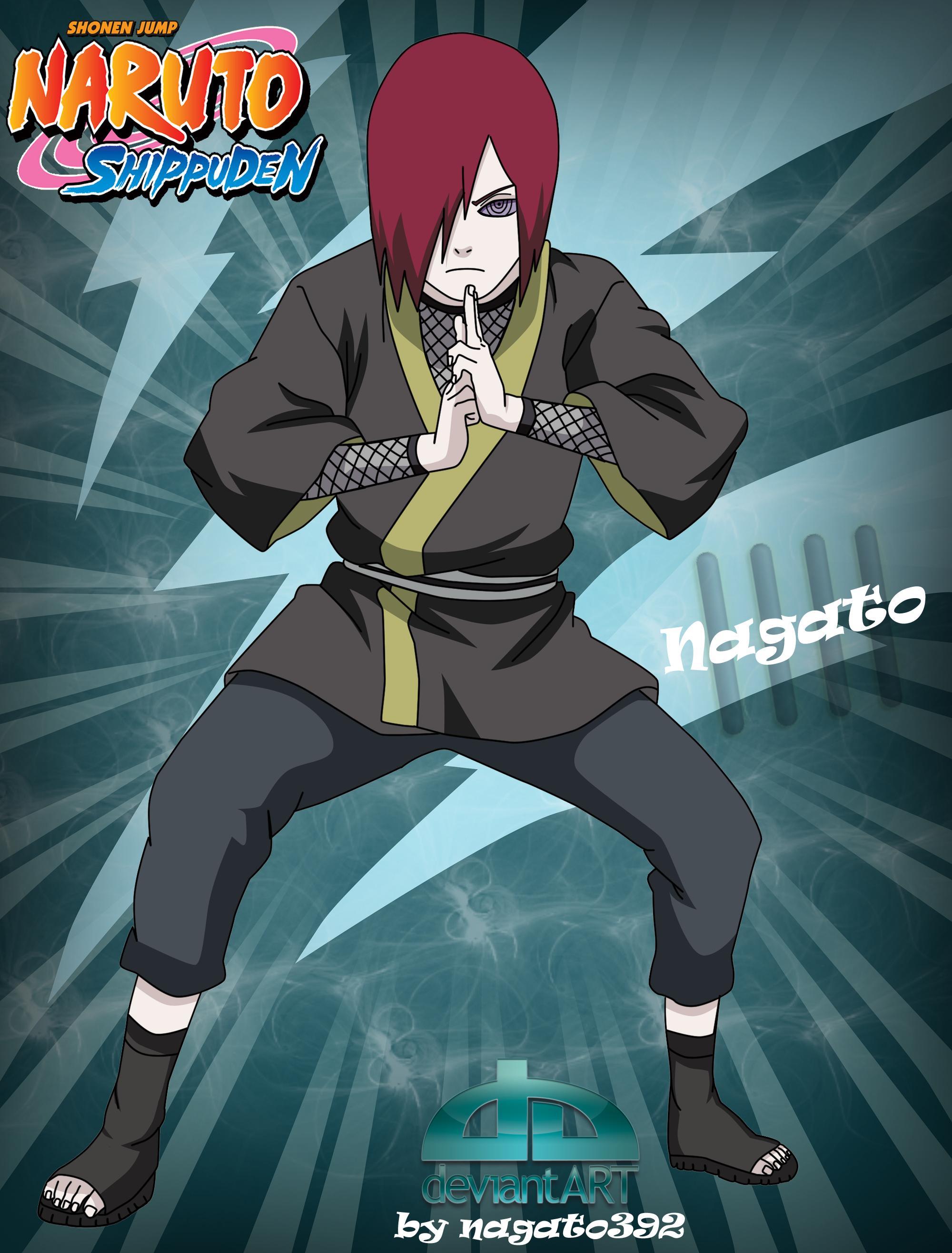 Nagato Naruto