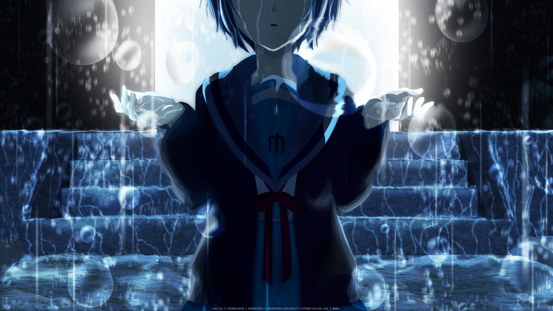 Nagato Yuki Suzumiya Haruhi No Yuuutsu Zerochan Anime Image Board
