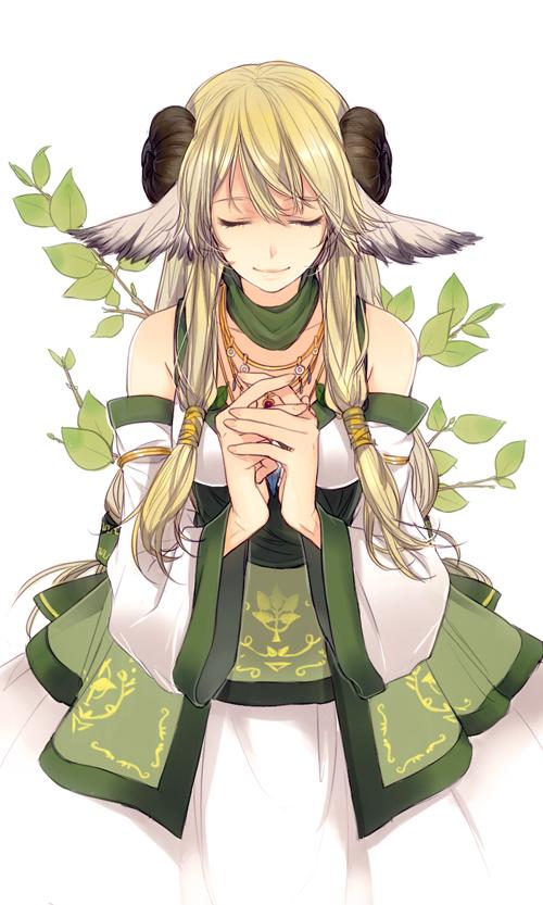 Tags: Anime, Tyuh, Tartaros Online, Nagi (tartaros), Praying, Pixiv, Mobile Wallpaper