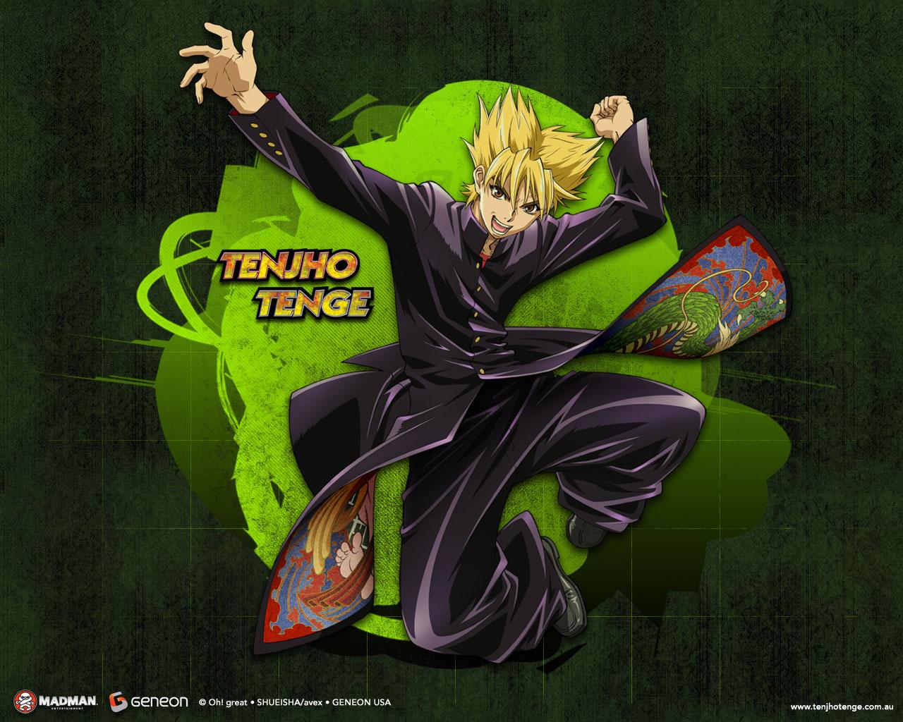 Nagi Souichiro - Tenjho Tenge - Wallpaper #1084279 ...