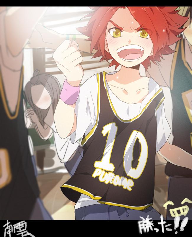 Tags: Anime, Yo Yuma, Inazuma Eleven, Nagumo Haruya
