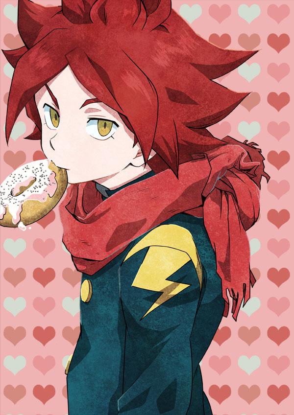 Tags: Anime, Oboro10, Inazuma Eleven, Nagumo Haruya, Pixiv, Mobile Wallpaper, Fanart