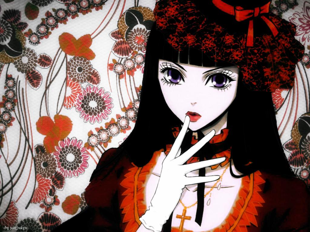 Nakahara Sunako - The Wallflower - Wallpaper #582496 - Zerochan ...