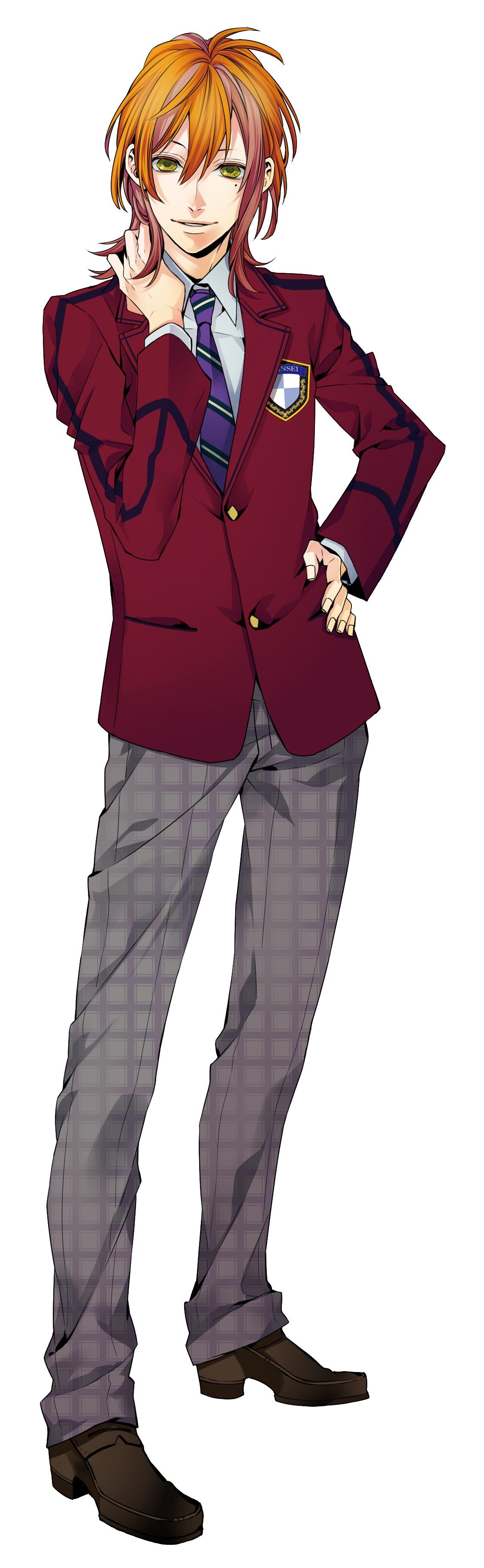 Anime Characters Full Body : Yandere heaven black zerochan anime image board