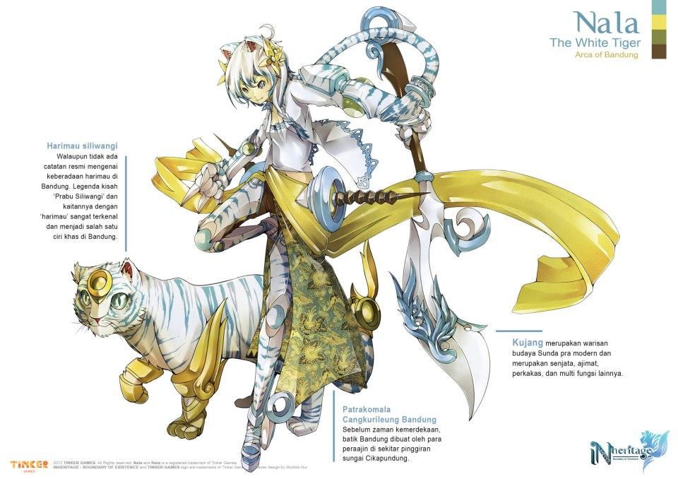 Inheritage Boundary Of Existence Zerochan Anime Image Board