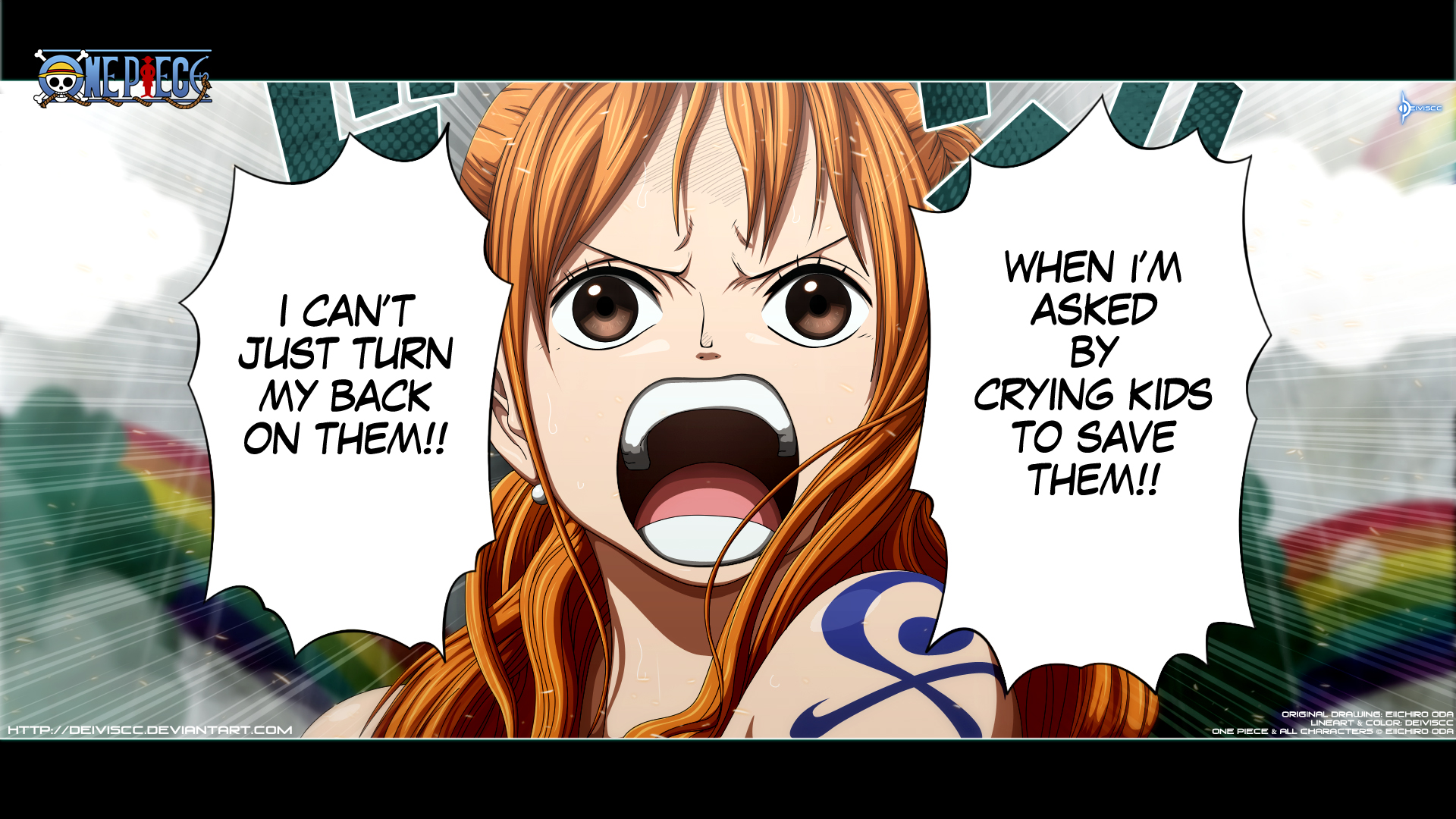 One piece nami and robin being fuck hard - 1 10