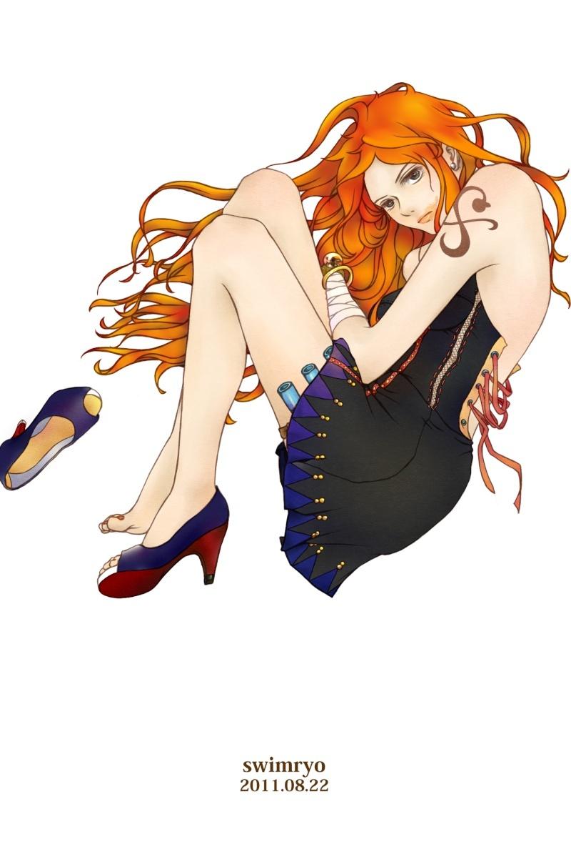 Nami (ONE PIECE) Mobile Wallpaper #740727 - Zerochan Anime