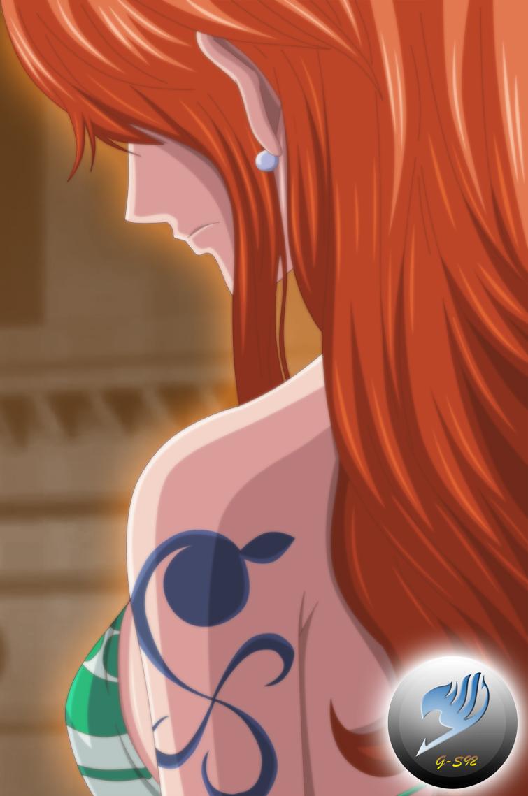 Nami One Piece Mobile Wallpaper 998990 Zerochan Anime