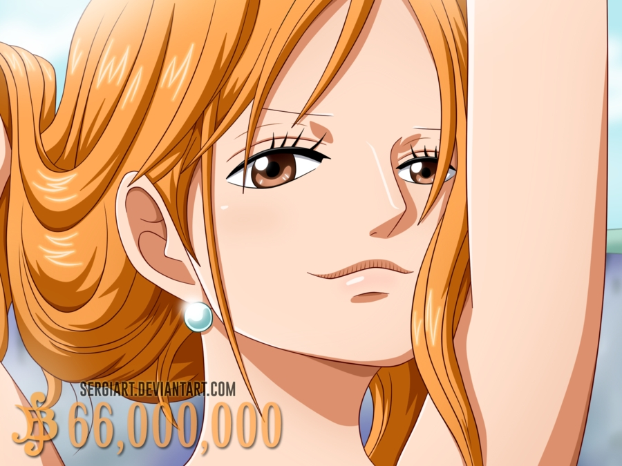 Nami from one piece naked images 68