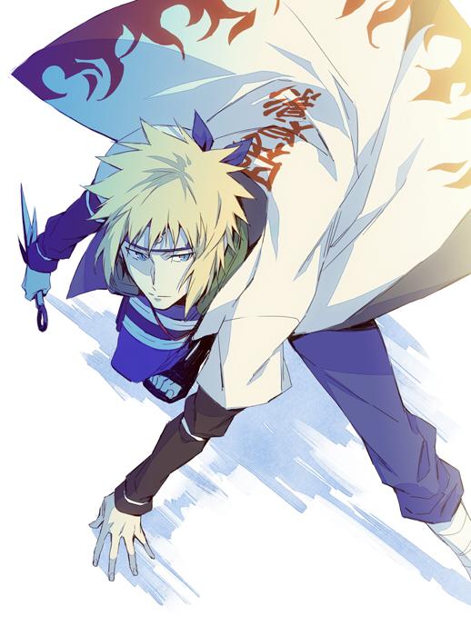 Namikaze Minato Naruto Zerochan Anime Image Board