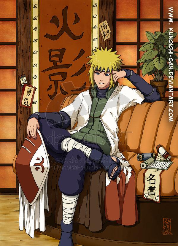 Namikaze Minato Naruto Mobile Wallpaper 407074 Zerochan Anime