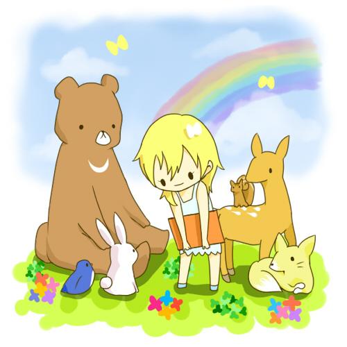 Tags: Anime, Pixiv Id 2390713, Kingdom Hearts II, Naminé, Fanart, Pixiv
