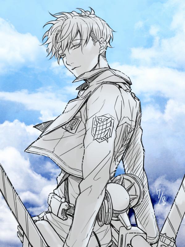 Nanaba (Shingeki no Kyojin) - Attack on Titan - Image ...