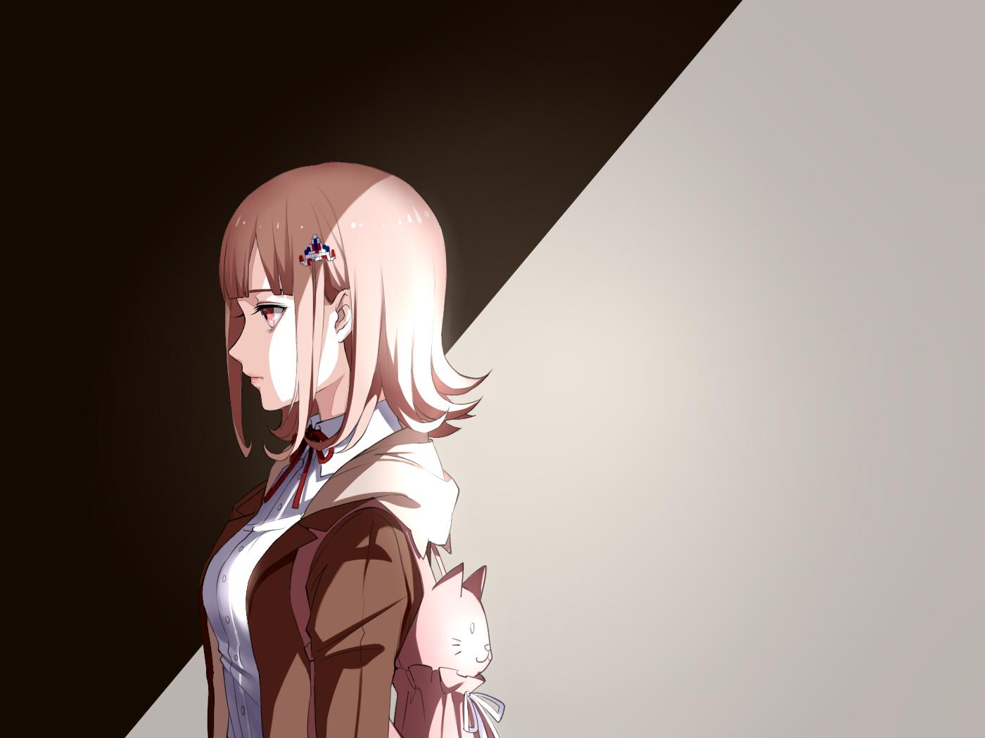 Nanami Chiaki Wallpaper Zerochan Anime Image Board