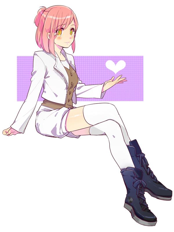 Tags: Anime, Karuha, Uta no☆prince-sama♪, Nanami Haruka, Mikaze Ai (Cosplay), Pixiv, Fanart