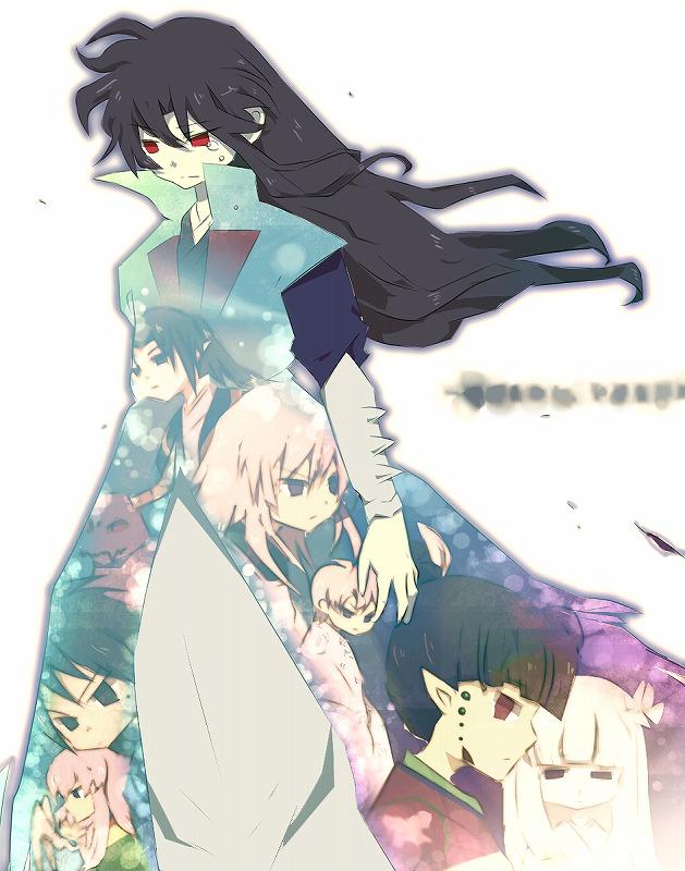 Naraku Inuyasha Image 1574707 Zerochan Anime Image Board