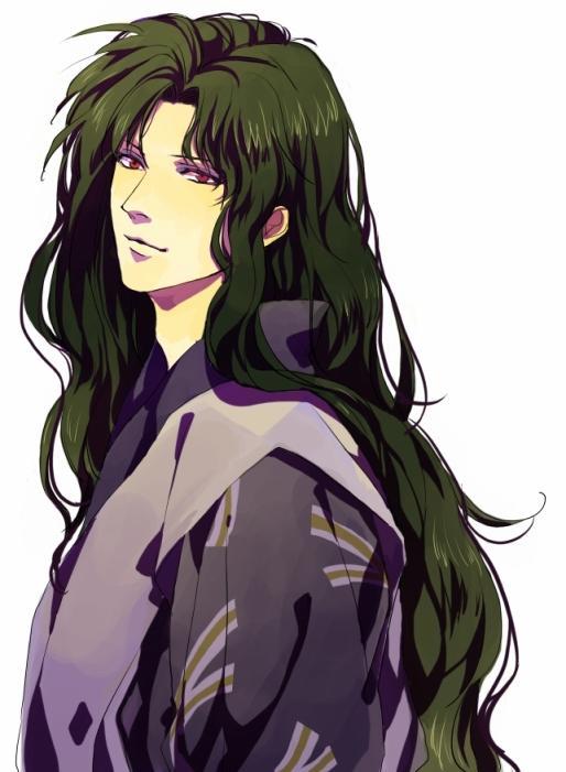 Tags: Anime, Natsuchiku, InuYasha, Naraku, Fanart