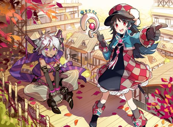 Tags: Anime, Nardack, Pixiv