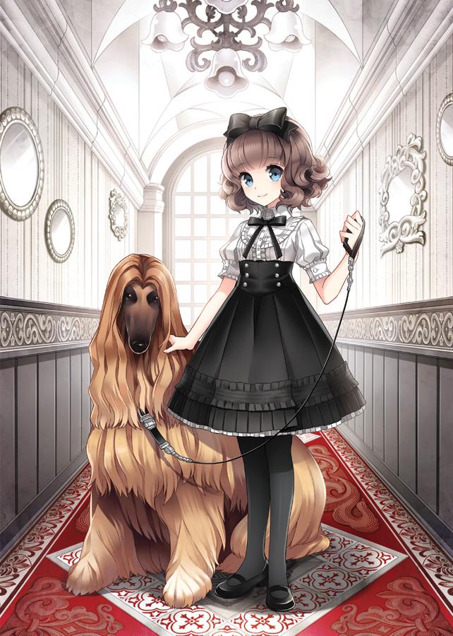 Фото собак в стиле аниме