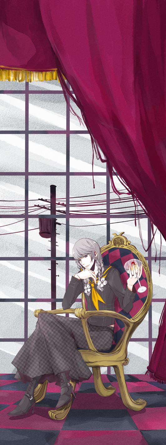 Tags: Anime, Shin Megami Tensei: PERSONA 4, Narukami Yu, Artist Request