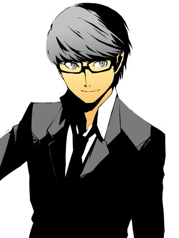 Tags: Anime, Fujino Miyabi, Shin Megami Tensei: PERSONA 4, Narukami Yu