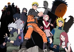 Naruto the Movie: Road to Ninja
